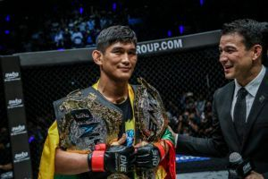 Aung La N Sang's Journey To Double Glory