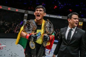 Aung La N Sang To Defend Middleweight Belt In Yangon