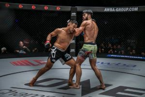 Ev Ting Earns Split Decision Win Over Ariel Sexton