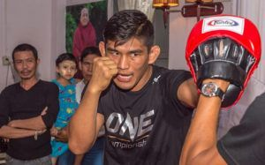 Aung La N Sang Is Ready To Become A 2-Division World Champion