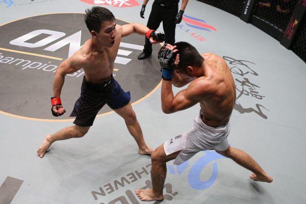 Wang Ya Wei VS Ma Jia Wen