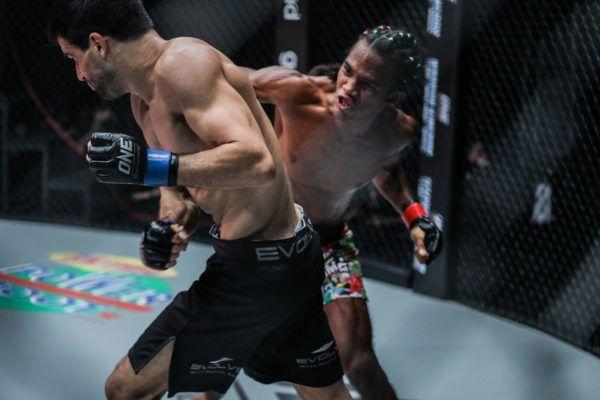 Muhammad Aiman VS Yang Fei
