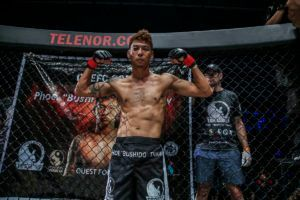 Phoe Thaw Targets Top Opponent After Bout With Keanu Subba