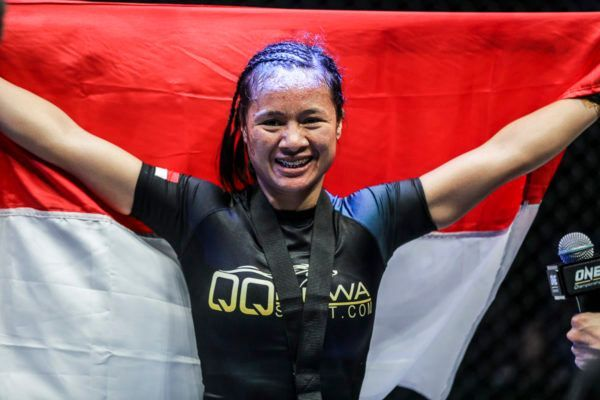Priscilla Hertati Lumban Gaol Relentlessly Pursued Her Martial Arts Dreams