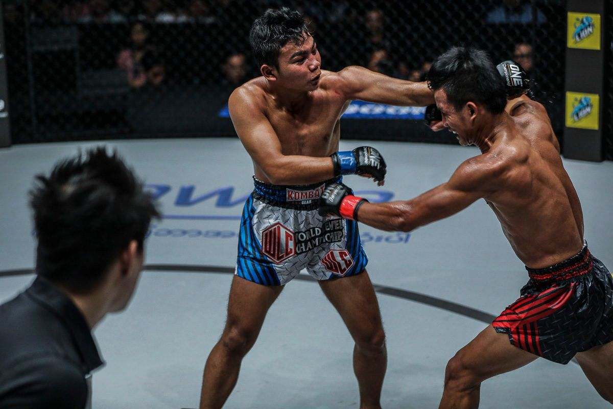 Ye Thway Ne Takes Split Decision Over Saw Min Min In 3-Round Thriller