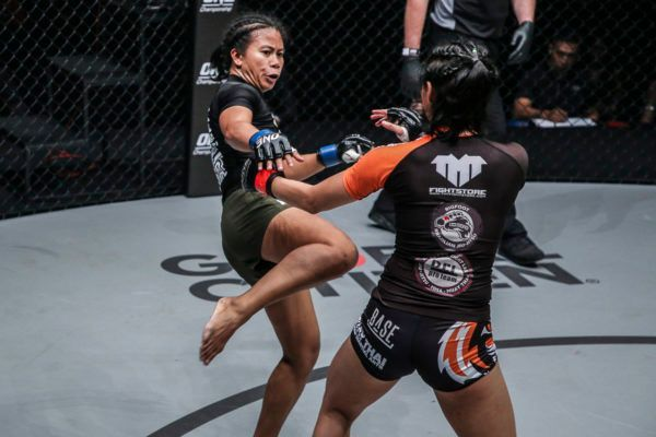 Angelie Sabanal Stuns Rika Ishige For Decision Win