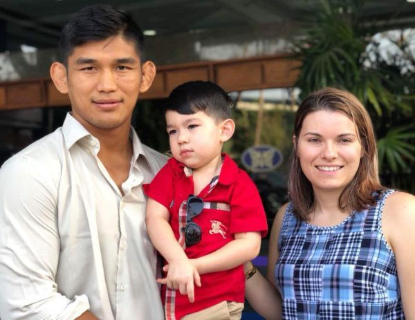 Family Comes First For Aung La N Sang