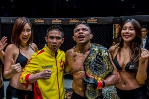 Bibiano Fernandes Is Not Prepared To Lose His Belt