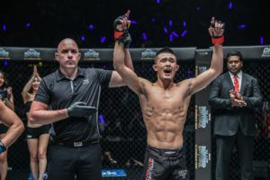 Christian Lee Sets New Record At ONE: VISIONS OF VICTORY