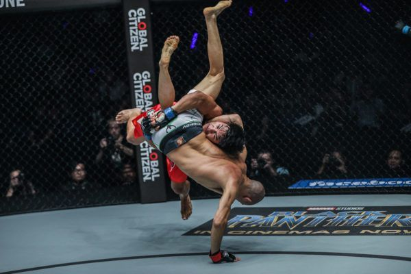 Danny Kingad Edges Sotir Kichukov In KL
