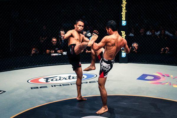 Ali Yaakub VS Dejdamrong Sor Amnuaysirichoke