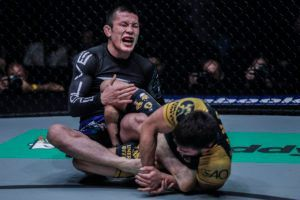 Garry Tonon's Huge Heel Hook Against Shinya Aoki