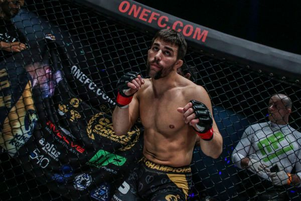 BJJ World Champion Garry Tonon is ready to fight
