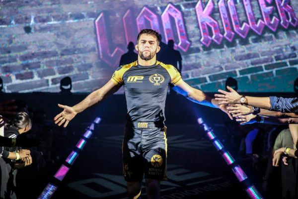 How Garry Tonon First Got Started On Martial Arts