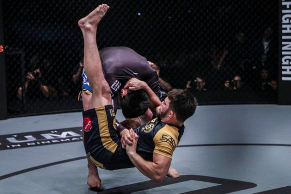 Garry Tonon VS Shinya Aoki