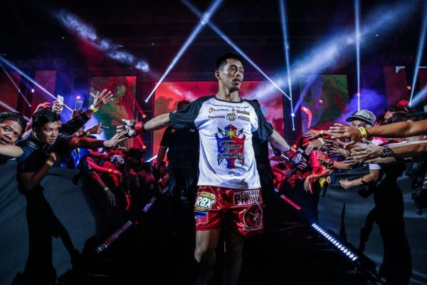 Honorio Banario Has The Strength To Never Give Up