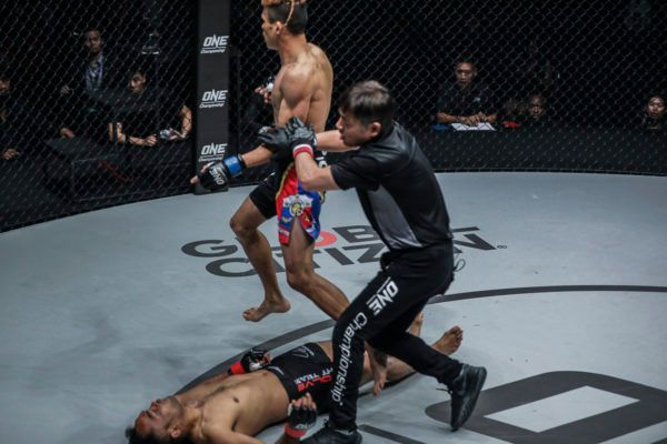 ONE Championship's Biggest Surprise Of The Year 2018
