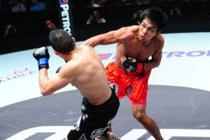 David Aranda VS Kevin Belingon