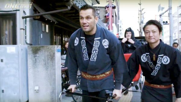 Rich Franklin's ONE Warrior Series: Episode 9