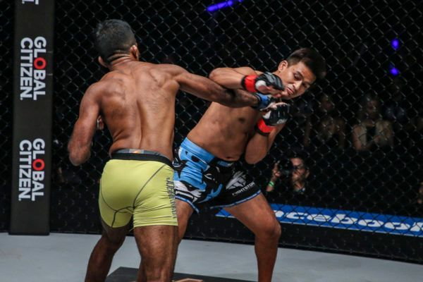 GoDaddy's Knockout Of The Night: Shannon Wiratchai