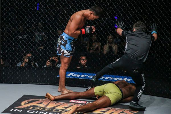 Shannon Wiratchai's Top Three Rounds In ONE Championship