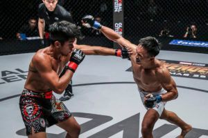 Sunoto Decisions Hisyam Samsudin After 3 Rounds Of Action