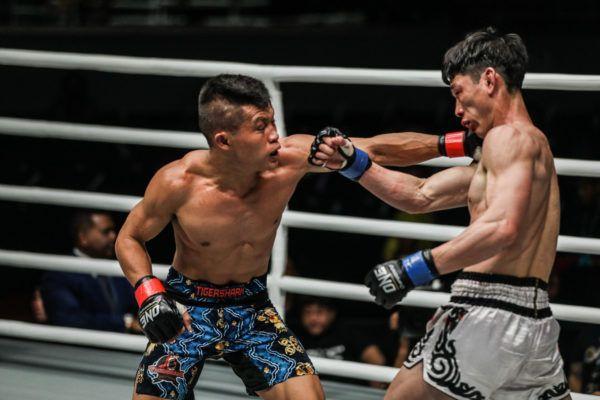 Lan Ming Qiang VS Adrian Mattheis