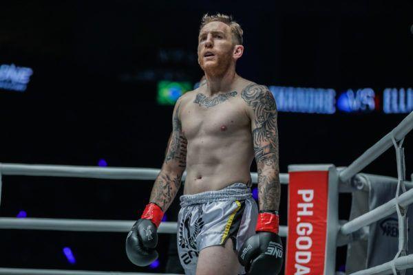 Australian Muay Thai fighter Elliot Compton