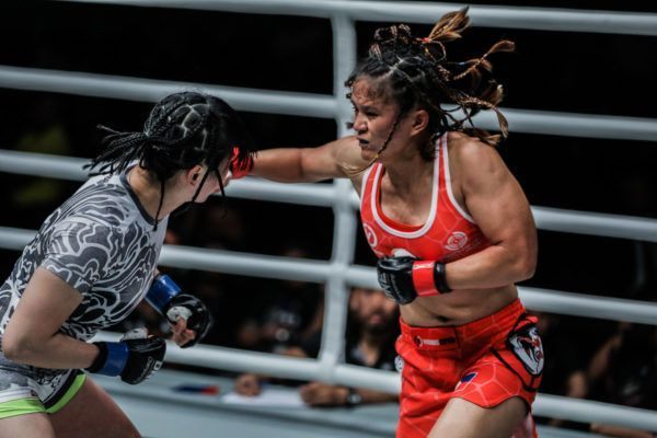 Gina Iniong's Top Three Rounds In ONE