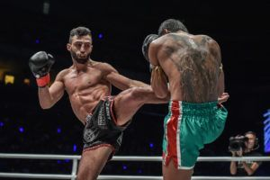 Giorgio Petrosyan Comes Out Guns Blazing, Decisions Jo Nattawut