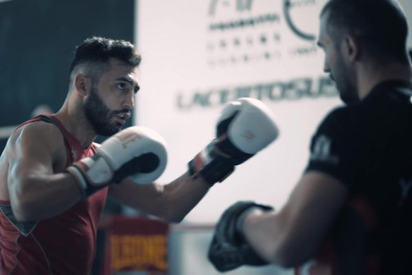 "Giorgio ""The Doctor"" Petrosyan's Surgical Striking"