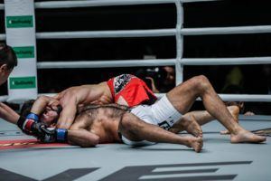Marat Gafurov's Stunning Submission Of Emilio Urrutia