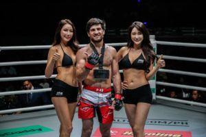 Marat Gafurov Chokes Out Emilio Urrutia In Short Order