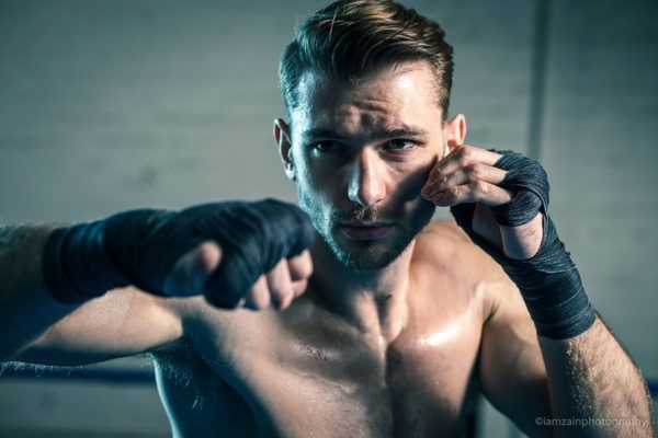 Ognjen Topic's Elite Talents Extend Beyond The Ring