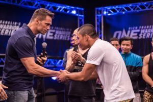 Rich Franklin's ONE Warrior Series Finale Awards Three Prospects