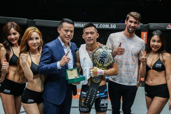 Martin Nguyen Names His Ideal Opponent For Next Bout