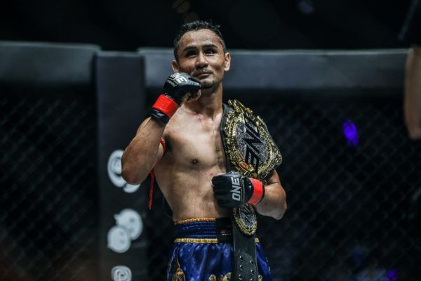 Sam-A Gaiyanghadao Defends His World Title In Jakarta
