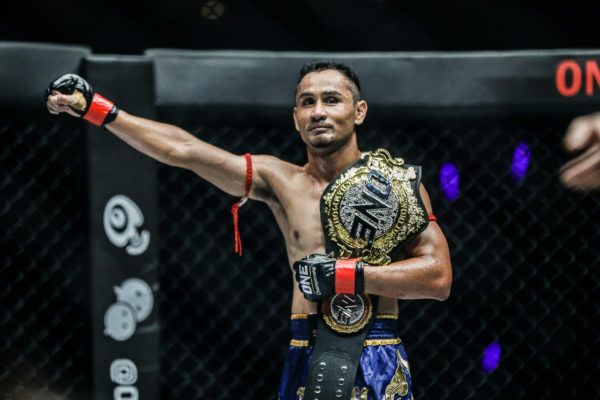 Sam-A Gaiyanghadao's First ONE World Title Defense Set For Jakarta
