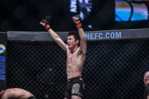 Shinya Aoki's Sensational Submission Highlight Reel