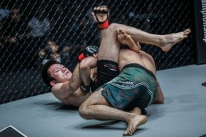 Shinya Aoki's Jiu-Jitsu Mastery Too Much For Rasul Yakhyaev