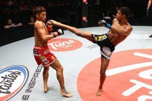 Adriano Moraes VS Yasuhiro Urushitani