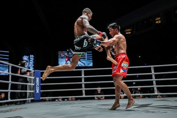 Adriano Moraes Vows To Be More Aggressive And Reclaim Gold