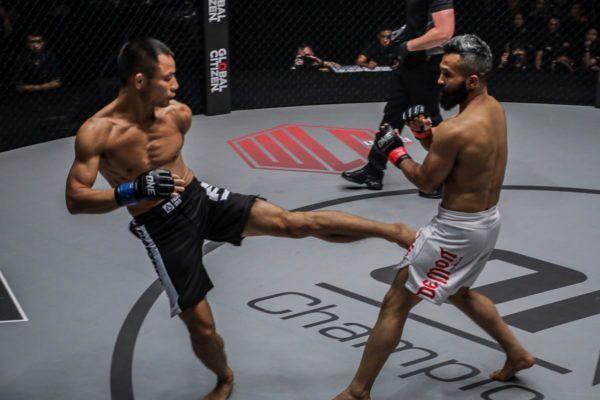 Ahmad Qais Jasoor VS Chen Lei