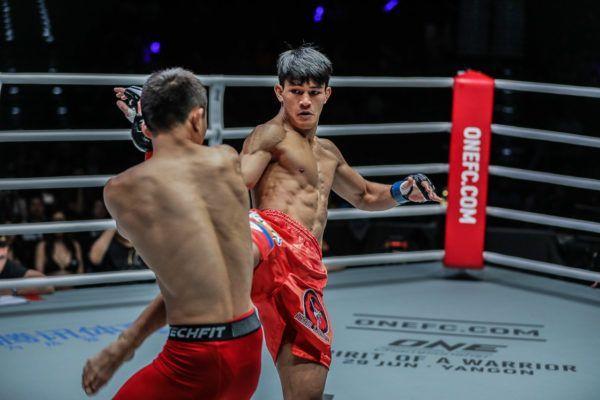 Danny Kingad Wants To Test His Striking Against Yuya Wakamatsu