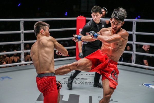 Danny Kingad Earns Decision After Three Incredible Rounds