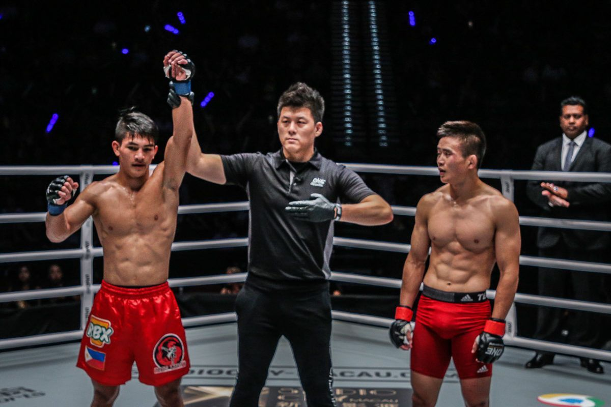 Danny Kingad Earns Impressive Decision Over Ma Hao Bin