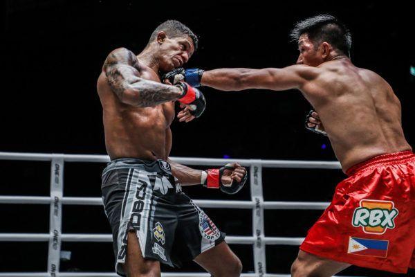 Geje Eustaquio VS Adriano Moraes II