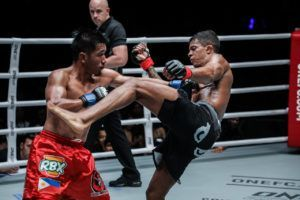 Exceptional Geje Eustaquio Unifies Flyweight World Titles
