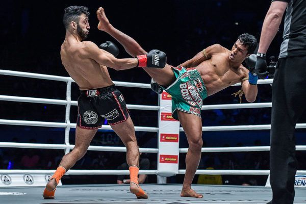 """Smokin"" Jo Nattawut Is Gunning For The Knockout In Malaysia"
