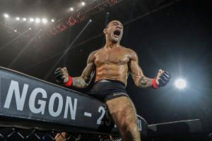 Leandro Issa Will Not Wait Around For His World Title Shot